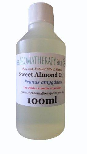 Pure Sweet Almond Oil 100Ml