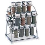 Olde Thompson 20 Bottle Ferris Wheel Spice Rack