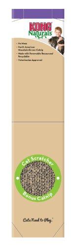 Image of KONG Naturals Single Scratcher Cat Toy