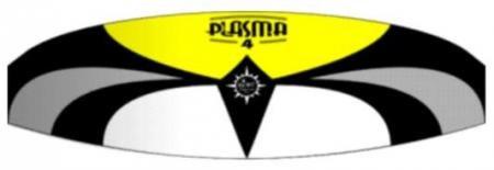 Plasma Lenkdrachen Tractionkite Depower 4