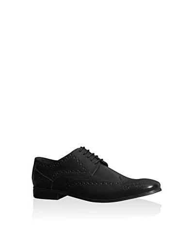 Lazzarelli Zapatos derby Negro Brillo