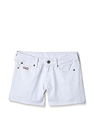 Pepe Jeans London Short Foxtail (Blanco)