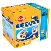 Pedigree Dentastix 56stk Piccolo