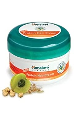 Himalaya Herbal Protein Hair Cream for Dry and lifeless hair and hair fall 100 ml