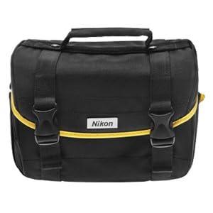Nikon Starter Digital SLR Camera Case - Gadget Bag for D7000, D5000, D3100, D3000, D60, & D40
