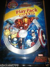 Marvel the Mighty Avengers Grab & Go Play Pack - 1