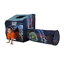 Star Wars Adventure Hut Clone Wars Jedi Tent  &  Tunnel New