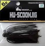 HIDE UP HIDEUP/ハイドアップ HUーSCOONJIG/HUースコーンジグ 5g 03 グリーンパンプキン 5g