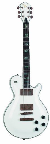Michael Kelly Patriot Vintage White Electric Guitar