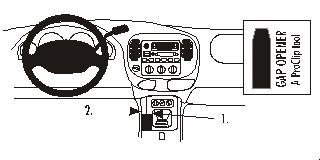 brodit-832898-proclip-fur-ford-expedition-99-02-console-mount