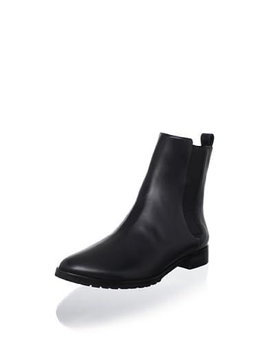 Elizabeth and James Women's Paul Flat Ankle Boot  - Black