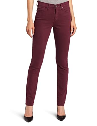 Levi's Women's 512 Skinny Jean, Winetasting, 4 Medium