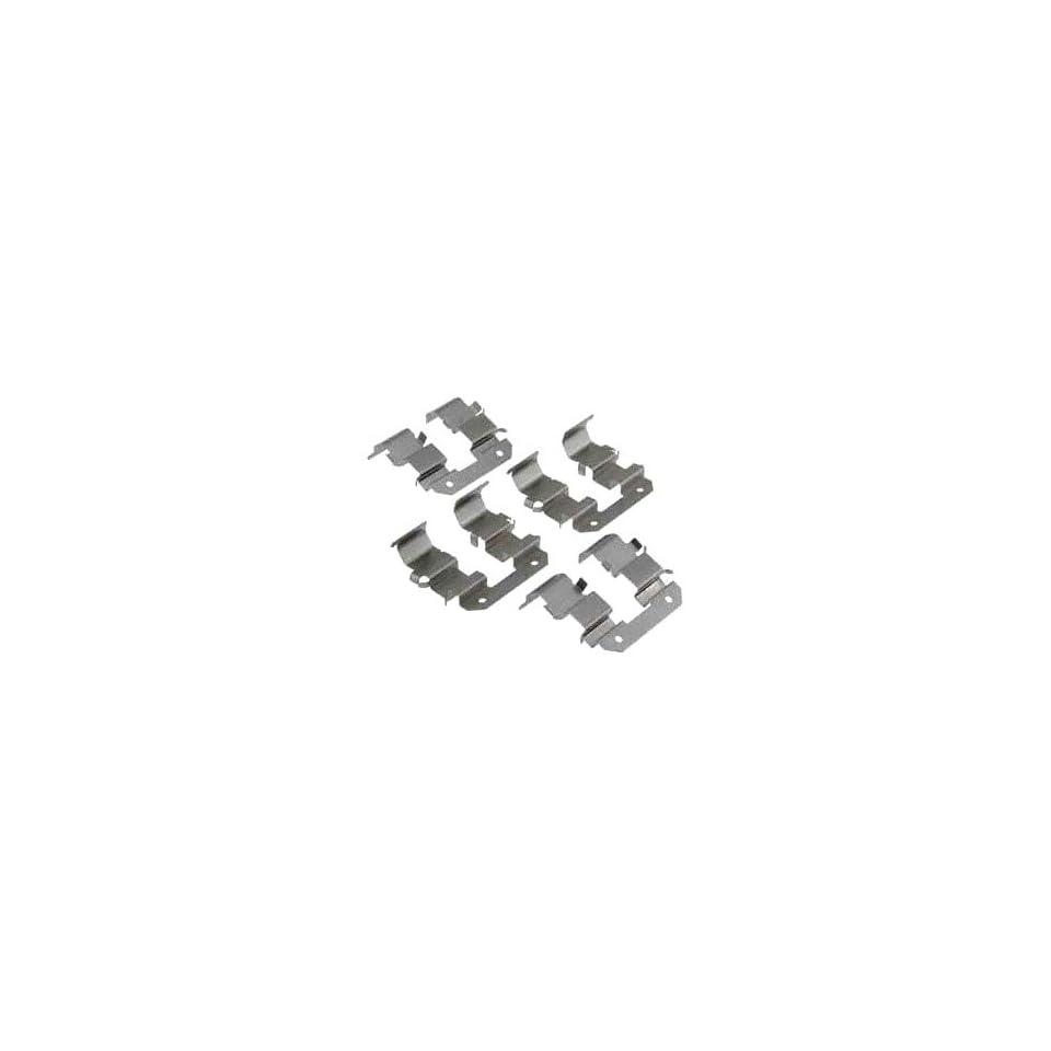 Raybestos H15927A Professional Grade Disc Brake Caliper Hardware Kit
