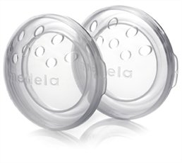Dss Therashells Breast Shields By Medela, Sterile (1 Each) front-940017