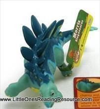 Learning Curve Dinosaur Train Morris Stegosaurus