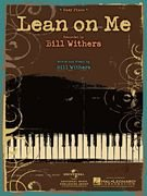 Lean on Me (Bill Withers) - Easy Piano (Lean On Me Piano Sheet Music compare prices)