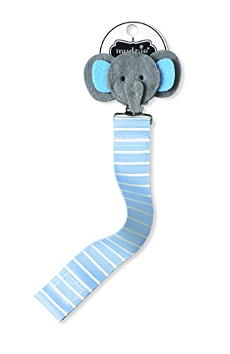 Mud Pie Pacy Clip, Elephant - 1