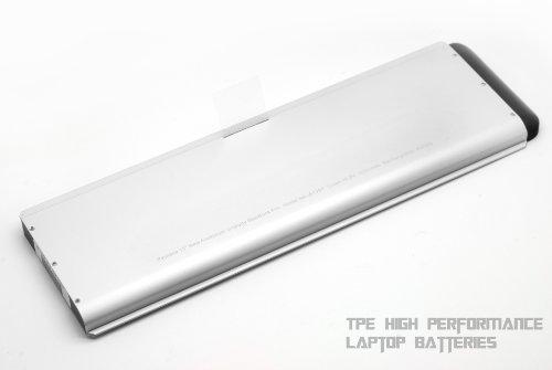 TPE� New Laptop Battery for Apple A1281 A1286 Macbook Pro 15 Aluminum Unibody (2008 Adaptation) - 12 Months Warranty [Li-ion 6-cell 5200mAh]