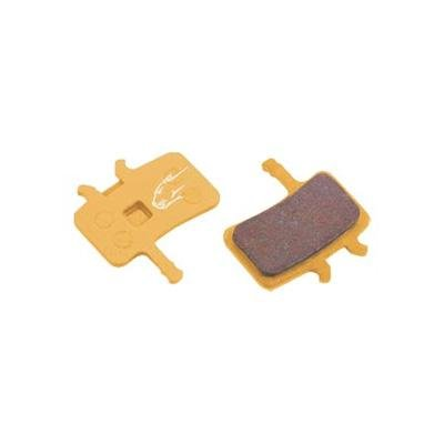 Image of Jagwire Alloy Mountain Bicycle Disc Brake Pads - Pair (B0026JHORA)