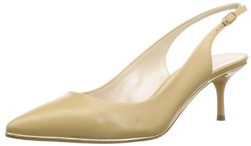 Casadei 5205N563 SAND, Scarpe con cinturino alla caviglia donna, Beige (Beige (Sabbia+Oro)), 39
