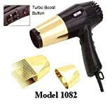 Hot Tools 1800 Watt Turbo Dryer Gold Barrel Pik/Concentrator # HTL1082