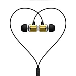 PLAY X STORE Universal Stereo Earphones With Mic,In-ear headphone with 3.5mm Jack For Iphone and Android