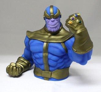 ガーディアンズ・オブ・ギャラクシー サノス バストバンク/Guardians of the Galaxy Thanos Bust Bank 【並行輸入】