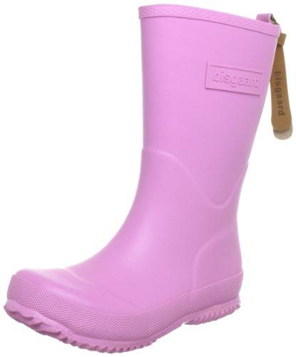 Bisgaard, Unisex-Kinder  Gummistiefel, Pink (11 bubblegum), 25 EU