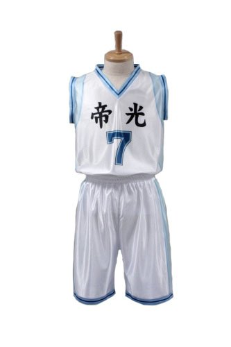 Kurokos Basketball anime Kaiser Licht der Junior High School Uniform gruen zwischen M günstig bestellen