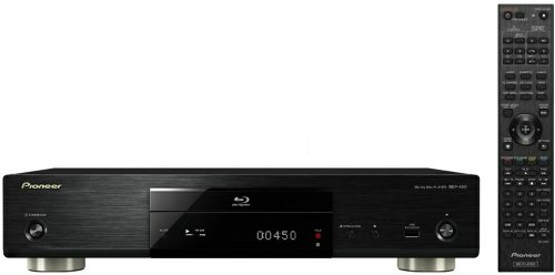 PIONEER 450 BLU RAY PLAYER