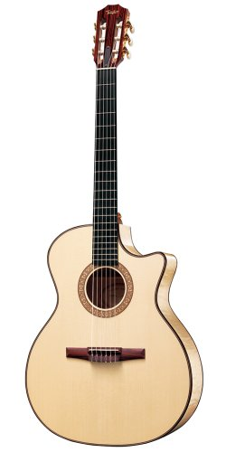 Taylor Guitars NS64-CE Grand Auditorium Acoustic Electric Classical Guitar