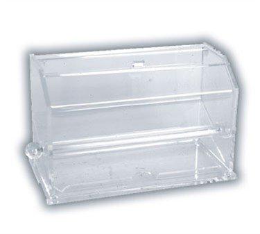 Acrylic Clear Straw Dispenser, Clear Plastic Straws Holder, Bar Straws Dispenser, For Commercail And Restaurant