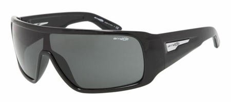Arnette Barn Burner Sunglasses,Polished Black