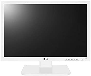 "LG 24MB67PY-W IPS Ecran PC LED 24"" 1920 x 1200 5 ms VGA/DVI/HDMI"