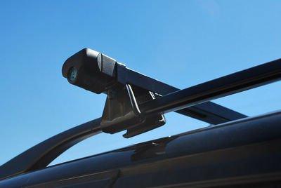 Mercedes Benz ML320 ML350 ML450 GL320 GL350 GL450 GL550 Universal Roof Rack Cross Bars-Thule Cargo Box For Sale