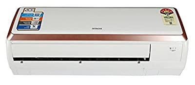 Hitachi RAU514HUD Ace Cutout Split AC (1.2 Ton, 5 Star Rating, White)