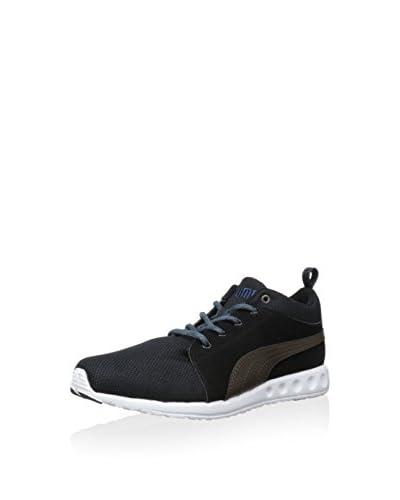 PUMA Men's Carson Mid Nubuck Running Sneaker