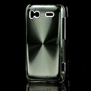 Iprotect ORIGINAL HTC SENSATION HIGHEND HARDCASE VINYL SCHWARZ