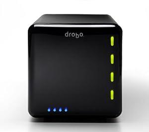 Drobo DR04DD30 4-Bay FireWire 800/USB 2.0 DAS Enclosure