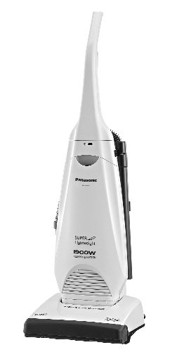 Panasonic Bagged Upright Vacuum Cleaner White 1900w