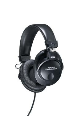 Audio-Technica ATH-M30 Closed-back Dynamic Stereo Monitor Headphones
