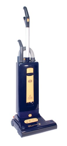 SEBO 9587AM Automatic X5 Upright Vacuum, Blue/Yellow - Corded (Sebo Commercial Vacuum compare prices)