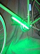 Down Low Glow Lighting Kit - Single Tube - Envy(green)