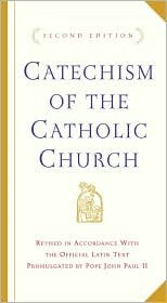 Catechism of the Catholic Church 2nd (second) edition Text Only