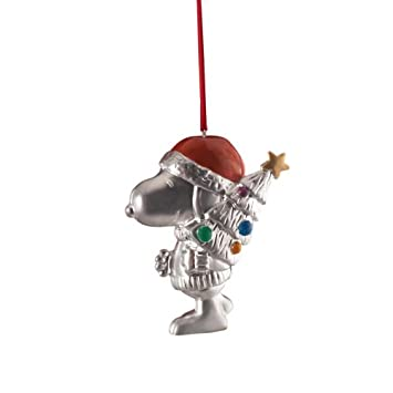 #!Cheap Lenox A Snoopy Holiday Christmas Ornament