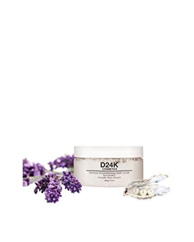 D'or 24 K Gold Luxury Skincare Women's DOR24-SLT-LAV Salt Scrub Lavender, 8 oz