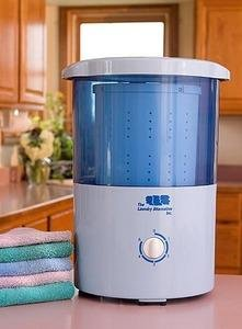 Mini Portable Countertop Spin Dryer