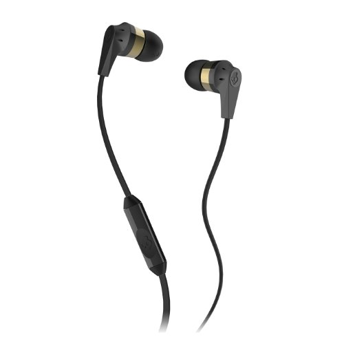 Skullcandy Ink'd 2.0 Ear-buds with Mic (Gold/Black)