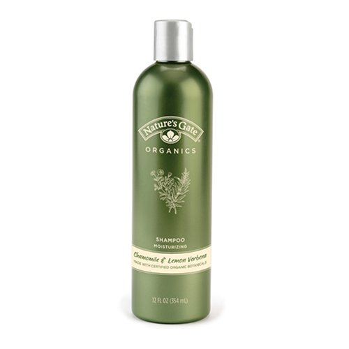 Nature'S Gate - Shampoo Organics Herbal Blend Moisturizing Chamomile & Lemon Verbena - 12 Oz.