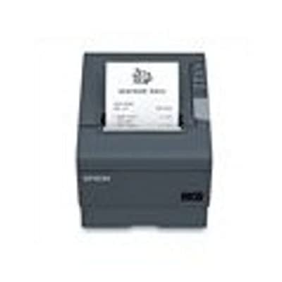 Epson TM-T88V Thermal Receipt Printer (USB/Serial/PS180 Power Supply)